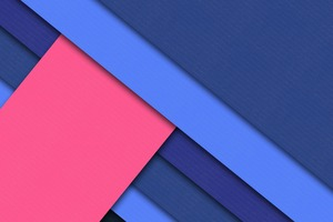 Abstract Shapes Geometry Colors Wallpaper