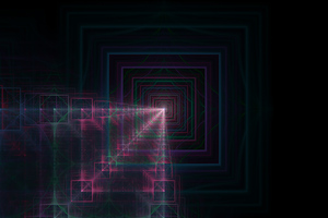 Abstract Spider Web 4k Wallpaper