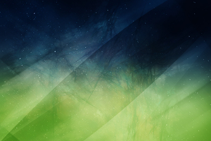 Abstract X Green 4k Wallpaper
