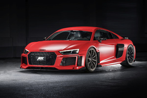 Abt Audi R8 2017 Wallpaper
