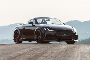 ABT Audi TT RS R Roadster Wallpaper