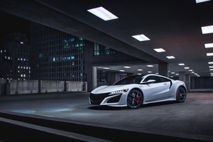 Acura NSX 2019 Wallpaper