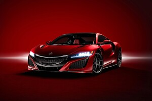 Acura NSX Car Wallpaper