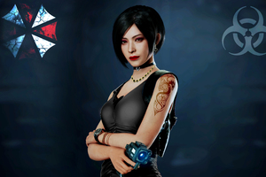 Ada Wong 5k Wallpaper