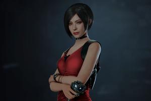 Ada Wong Resident Evil 2 5k