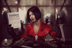 Ada Wong Resident Evil Cosplay Wallpaper