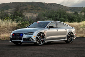 AddArmor Audi RS 7 Sportback 2019 Wallpaper