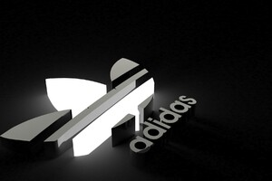 Adidas 3d Logo Wallpaper