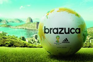 Adidas Brazuca Football Wallpaper