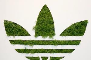 Adidas Grass Logo
