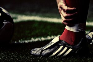 Adidas Sports Shoes Wallpaper