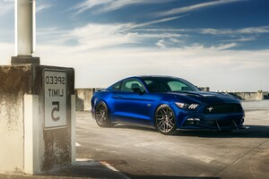 Adv Wheels Ford Mustang V8