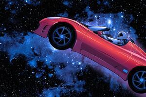 Adventures Of Starman Space X