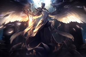 Aether Wing Kayle League Of Legends