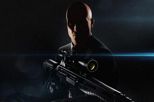Agent 47 Hitman Wallpaper