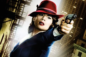 Agent Carter Hayley Atwell Wallpaper