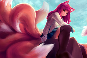 Ahri League Of Legends 8k