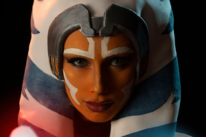 Ahsoka Tano Star Wars Cosplay