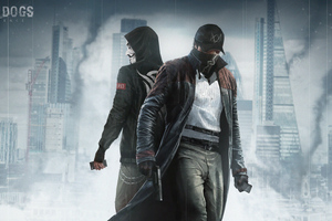 Aiden Pearce And The Anonymous Watchdogs Resurgence
