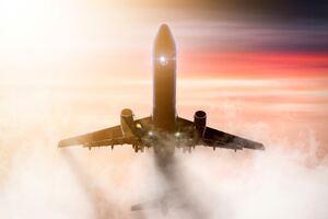 Airplane 4k