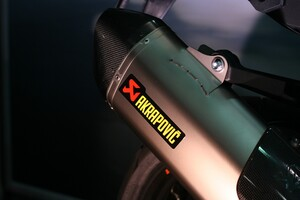Akrapovic Exhaust Wallpaper