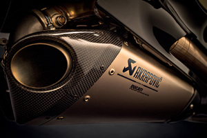 Akrapovic Wallpaper