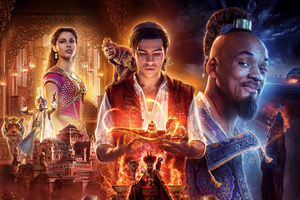 Aladdin 2019 Movie 5k