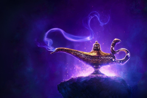Aladdin 2019 Movie Wallpaper
