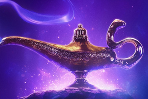 Aladdin Movie 2019 4k Wallpaper