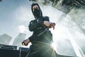 Alan Walker 4k Dj