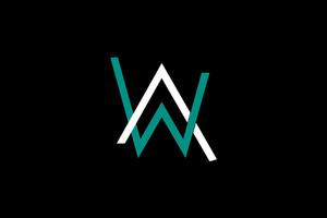 Alan Walker Logo 4k