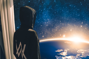Alan Walker Watching The Universe