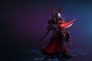 Alarak Heroes Of The Storm Wallpaper