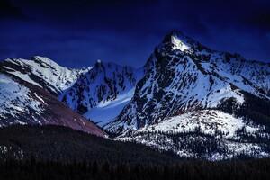 Alberta Jasper National Park 4k