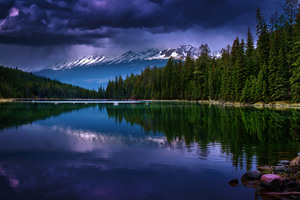 Alberta Lake