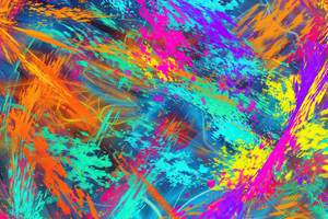 Alchemy Colorful Abstract 4k Wallpaper