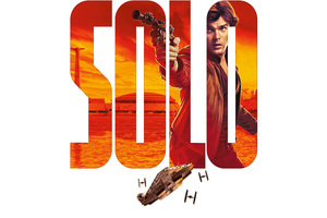 Alden Ehrenreich As Han Solo In A Star Wars Story 8k Poster