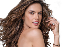 Alessandra Ambrosio 2019 New Wallpaper