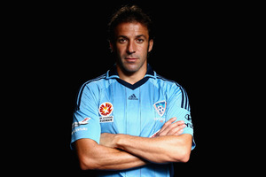 Alessandro Del Piero 5k Wallpaper