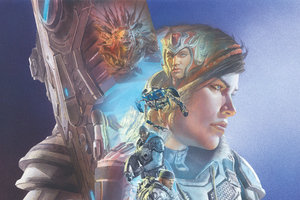 Alex Ross Gears 5 8k Wallpaper