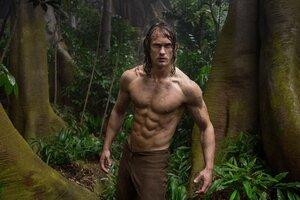 Alexander Skarsgard As Tarzan 4k