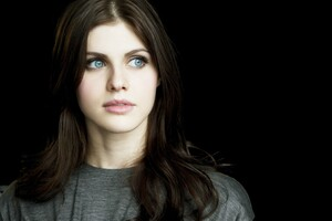 Alexandra Daddario Beautiful Eyes 4k Wallpaper