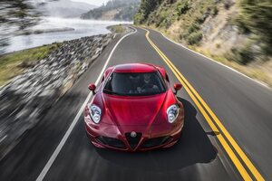Alfa Romeo 4C 2016 Wallpaper