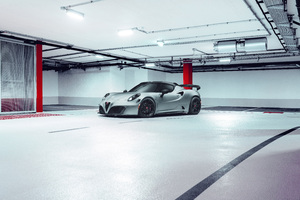 Alfa Romeo 4C Nemesis Pogea Racing 10k Wallpaper