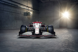 Alfa Romeo C41 2021 New Wallpaper
