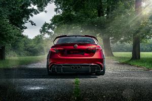 Alfa Romeo Giulia Gta 2021 8k