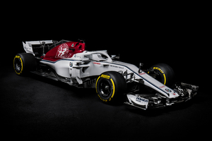 Alfa Romeo Sauber F1 F1 2018 4k Wallpaper