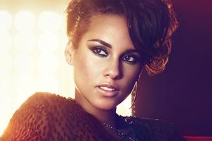 Alicia Keys 4k