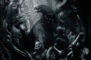 Alien Covenant 4k