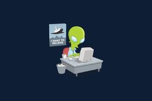 Alien Minimalism